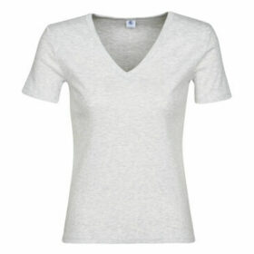 Petit Bateau  -  women's T shirt in Grey