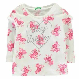Benetton Day Dream T Shirt