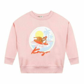 Kenzo Kid Girl Sweat Shirt