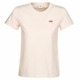 Levis  PERFECT TEE  women's T shirt in Pink