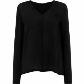Max Mara Weekend Neck tie blouse