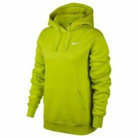 Nike  Nsw Womens Fleece Hoodie  women's Sweatshirt in Green