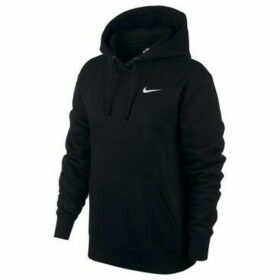 Nike  Nsw Womens Fleece Hoodie  women's Sweatshirt in Black
