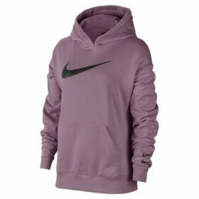 Nike  W Nsw Sportswear Swoosh Hoodie FT  women's Sweatshirt in Purple