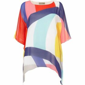 Phase Eight Sedinia Swirl Blouse