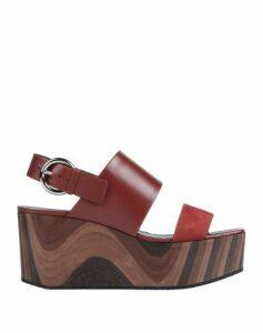 CELINE FOOTWEAR Sandals Women on YOOX.COM