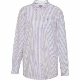 Tommy Hilfiger Tommy Jeans Boyfriend Shirt