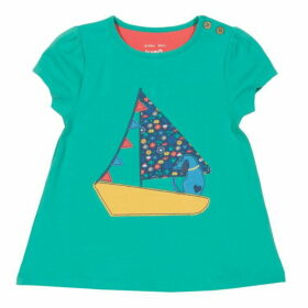 Kite Toddler Sailing Pup Tunic
