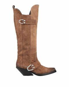 DIESEL FOOTWEAR Boots Women on YOOX.COM
