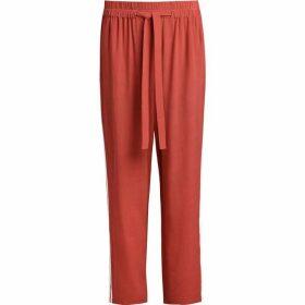 All Saints Talia Stripe Trousers