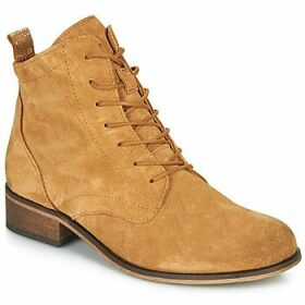 André  GODILLOT  women's Mid Boots in Beige