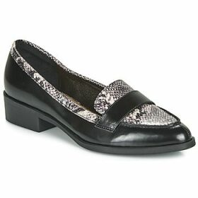 André  NOIX  women's Loafers / Casual Shoes in Black