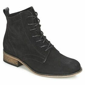 André  GODILLOT  women's Mid Boots in Black