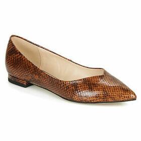 André  LISERON  women's Shoes (Pumps / Ballerinas) in Brown