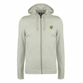 Lyle and Scott Lyle Knitted Hoodie Mens