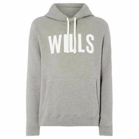 Jack Wills Batsford Wills Graphic Hoodie