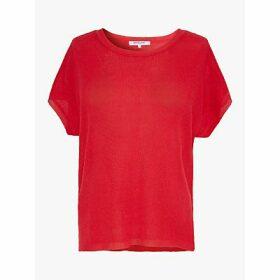 Gerard Darel Elly Ribbed T-Shirt