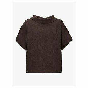 Winser London Merino Wool Jumper Poncho