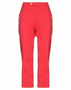 0/ZERO CONSTRUCTION TROUSERS 3/4-length trousers Women on YOOX.COM