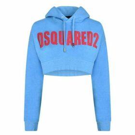 DSquared2 Cropped Logo Sweatshirt