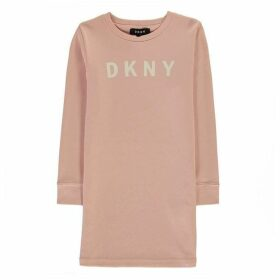 DKNY Logo Sweatshirt - Dirty Pink 461