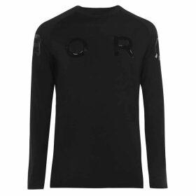 Bjorn Borg Bjorn Long Sleeve Ante T Shirt - Black 90651
