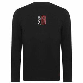 Element Flash T Shirt - Black