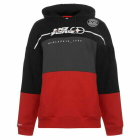 No Fear OTH Hoody Mens - Black/Red