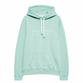 Jack Wills Batsford Hoodie - Evergreen
