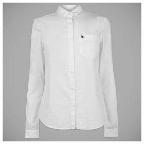 Jack Wills Homefore Classic Shirt - White