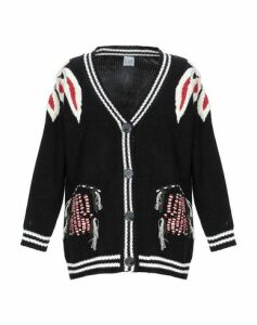 Z.O.E. ZONE OF EMBROIDERED KNITWEAR Cardigans Women on YOOX.COM