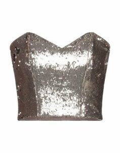 SIMONA CORSELLINI TOPWEAR Tube tops Women on YOOX.COM