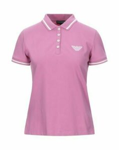 EMPORIO ARMANI TOPWEAR Polo shirts Women on YOOX.COM