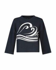 EMPORIO ARMANI TOPWEAR Sweatshirts Women on YOOX.COM