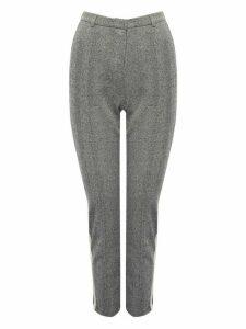 Women's Ladies VILA Stripe Side Trousers
