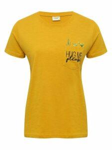 Women's JDY ladies cactus t-shirt short sleeve crew neck cotton