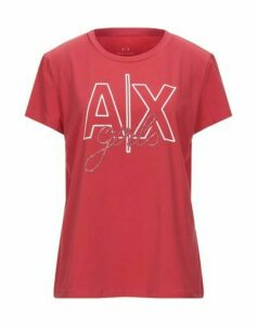 ARMANI EXCHANGE TOPWEAR T-shirts Women on YOOX.COM