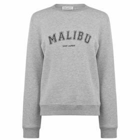 Saint Laurent Malibu Sweatshirt