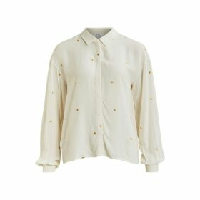 Sparkly Polka Dot Shirt