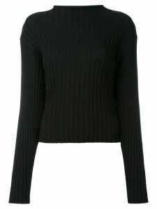 Dolce & Gabbana Pre-Owned ribbed jumper - Black