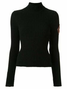 Chanel Pre-Owned cashmere 1996 turtleneck jumper - Black