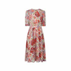 LK Bennett Garland Floaty Dress