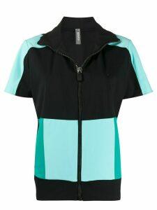 No Ka' Oi short sleeved jacket - Black
