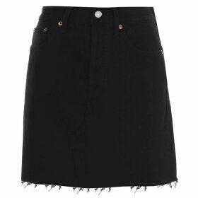 Levis De-constructed Skirt