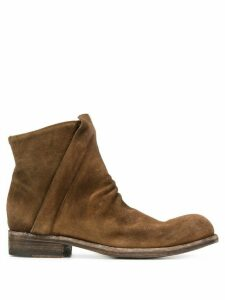 Officine Creative Hubble 013 30mm ankle boots - Brown