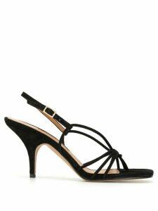 Emme Parsons Adele 75mm sandals - PINK