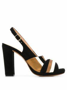 Chie Mihara Aliza open toe sandals - Black
