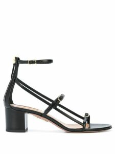 Aquazzura Supermodel 55mm buckled sandals - Black