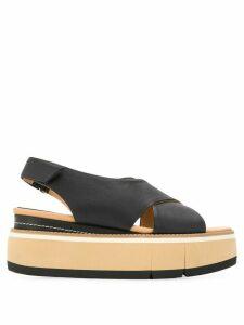 Paloma Barceló Effie sandals - Black