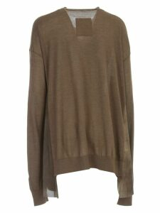 Uma Wang Long Sleeve Knit Sweater